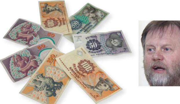 danske brugbare mønter